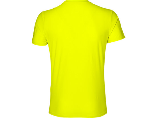 GRAPHIC SS TOP SAFETY YELLOW 15 BK