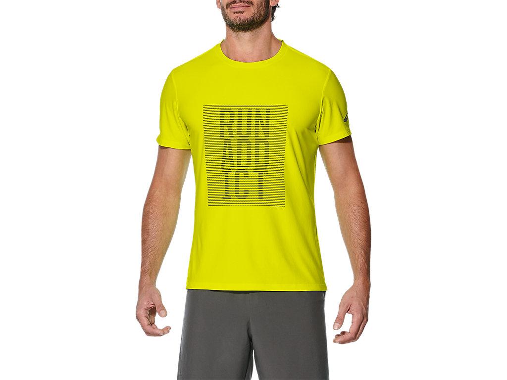 e0871d64 GRAPHIC SS TOP | Men | Men's Short Sleeve Shirts | ASICS