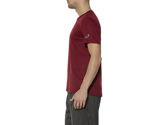 GRAPHIC SHORT-SLEEVED TOP POMEGRANATE 11