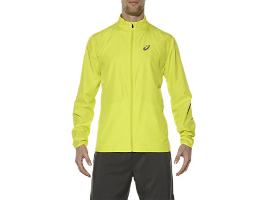 MEN'S RUNNING JACKET SULPHUR SPRING 3