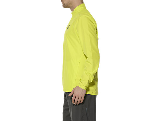 MEN'S RUNNING JACKET SULPHUR SPRING 7