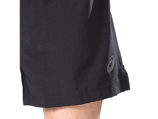 SPLIT SHORT PERFORMANCE BLACK