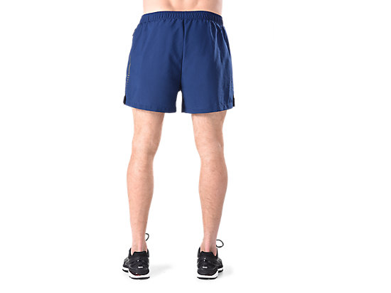 Sans Split Short Indigo Blue 7