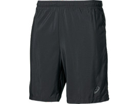 2-N-1 9IN SHORT, Performance Black