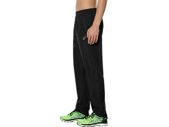 PANTALON TISSÉ PERFORMANCE BLACK 7
