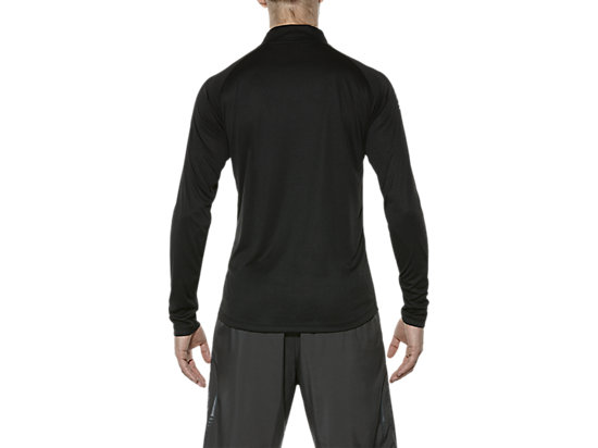MAGLIA ASICS STRIPE PERFORMANCE BLACK 11