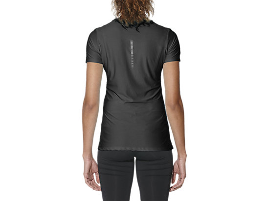 Short Sleeve Top Performance Black 7