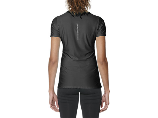 SHORT-SLEEVED TOP B-GRADE PERFORMANCE BLACK 19