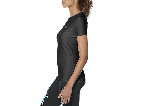 Short Sleeve Top Performance Black 11
