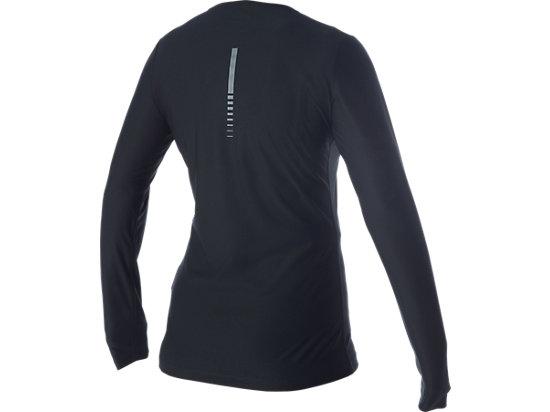 Long Sleeve Top Performance Black 7