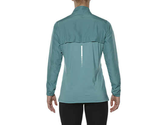 WOMEN'S RUNNING JACKET KINGFISHER 11