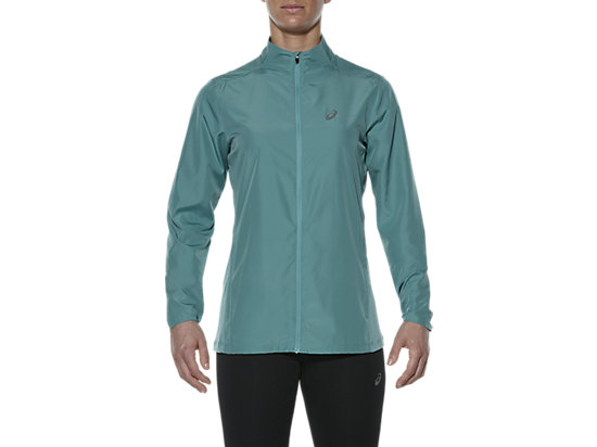 WOMEN'S RUNNING JACKET KINGFISHER 3