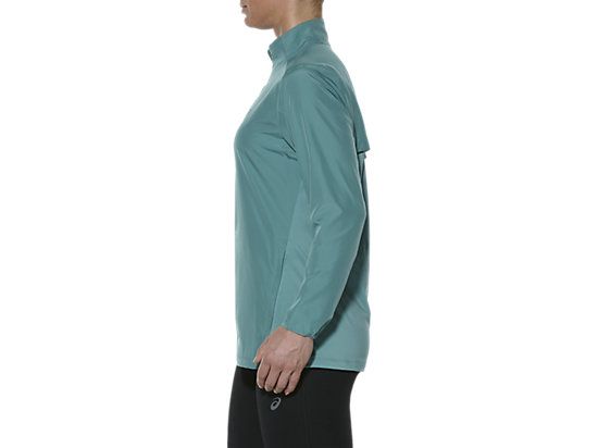 WOMEN'S RUNNING JACKET KINGFISHER 7