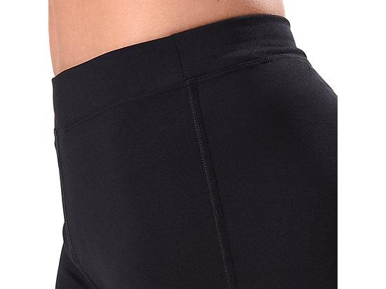 HOT PANT PERFORMANCE BLACK