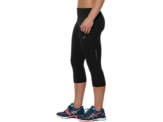 KNEE TIGHT PERFORMANCE BLACK 7 LT