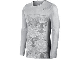 SEAMLESS LONG SLEEVE CREW