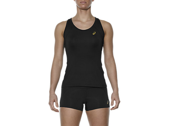 SPORTS TANK TOP PERFORMANCE BLACK 7