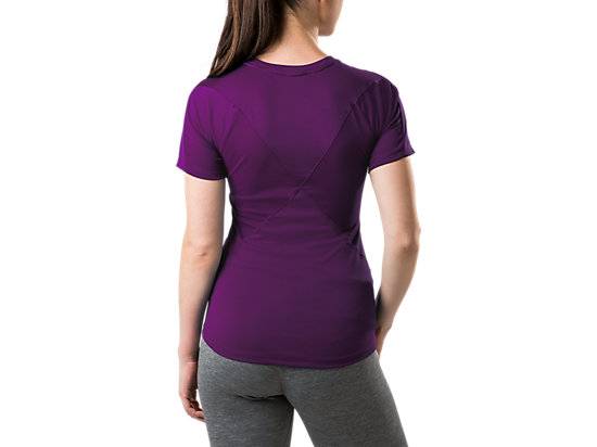 Slim Short Sleeve Top Phlox 7