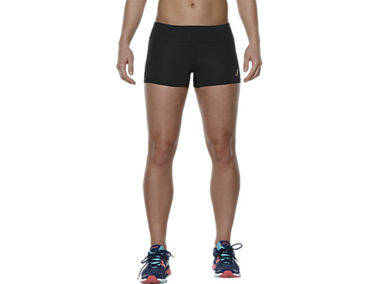 KNIT WOMEN'S SHORTS, Performance Black