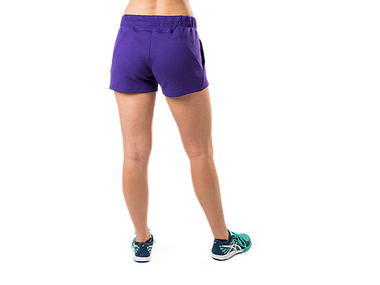 Fleece Short Parachute Purple 7