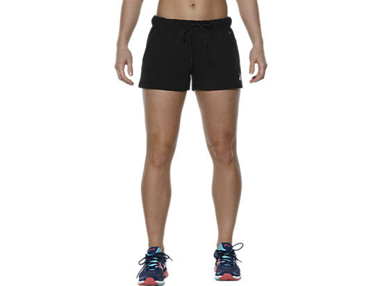 FLEECE SHORT, Performance Black