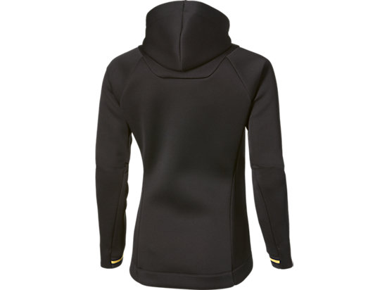 NEOPRENE FULL ZIP HOODY PERFORMANCE BLACK 15 BK
