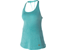 SLIM TANK TOP, Kingfisher