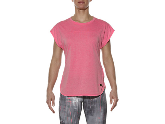 SHORT SLEEVE TOP , Camelion Rose