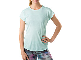Fit-Sana Short Sleeve Top