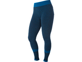 Front Top view of SEAMLESS TIGHTS, Poseidon