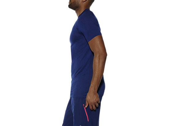CAMISETA SIN COSTURAS STADE FRANÇAIS BLUE DEPTHS 7