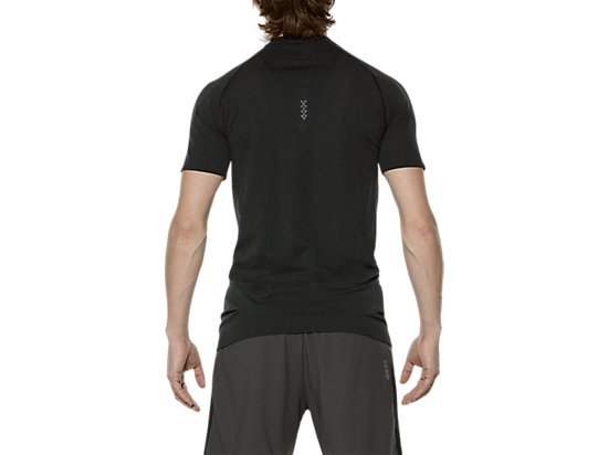 SS SEAMLESS TOP PERFORMANCE BLACK 19