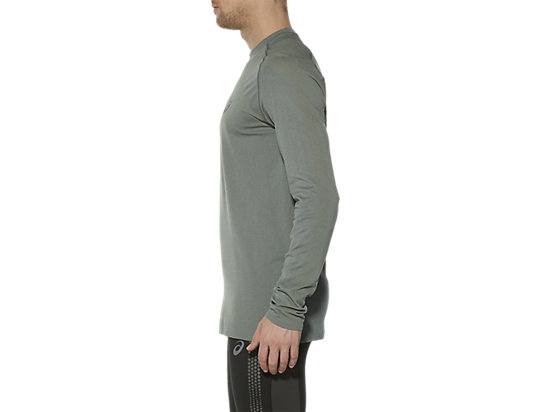 SEAMLESS LONG-SLEEVED TOP EUCALYPTUS 7