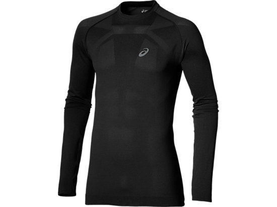 SEAMLESS LS PERFORMANCE BLACK 3 FT