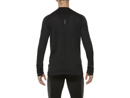 SEAMLESS LS PERFORMANCE BLACK 19 BK