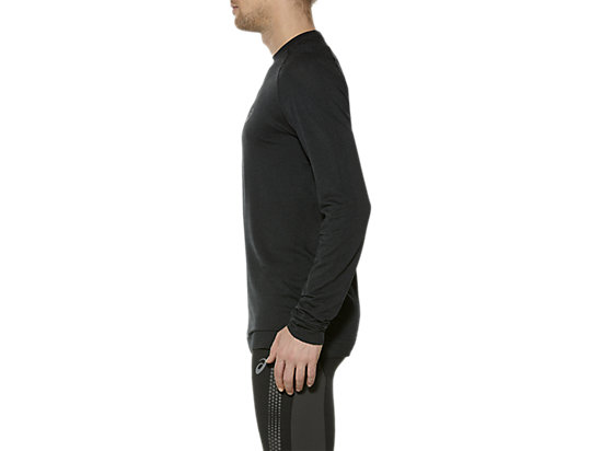 SEAMLESS LS PERFORMANCE BLACK 11 LT