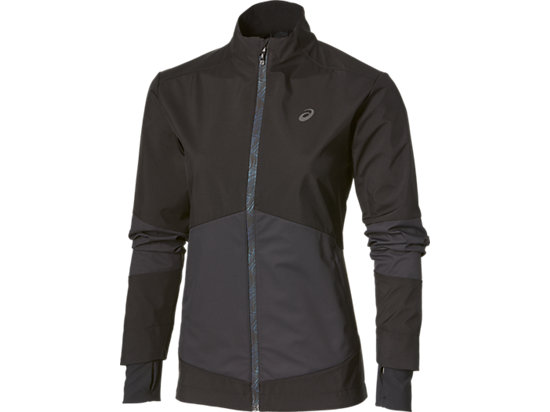 WINDSTOPPER JACK PERFORMANCE BLACK 3