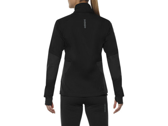 WINDSTOPPER JACKET PERFORMANCE BLACK 11