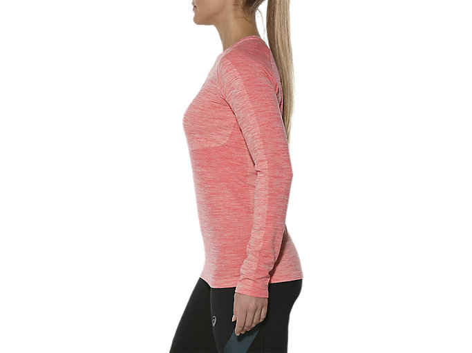 Alternative image view of SEAMLESS LS, PEACH MELBA