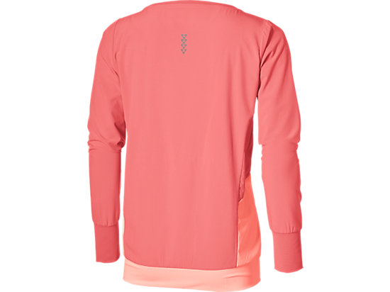 LONG-SLEEVED CREW TOP CAMELION ROSE 15