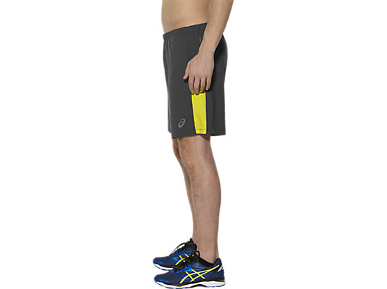 2-IN-1 7-INCH RUNNING SHORTS DARK GREY/SULPHUR SPRING 7