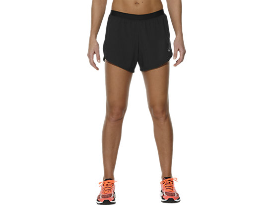 SHORT 2 EN 1 14 CM, Performance Black