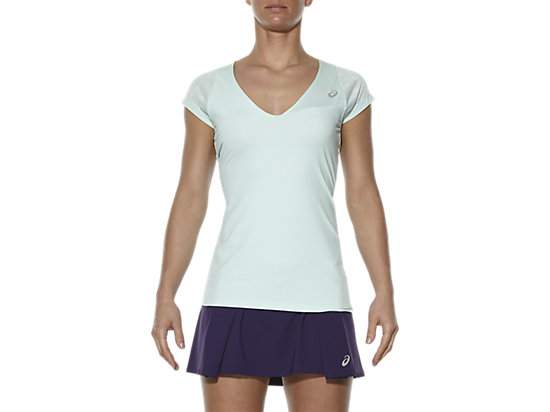 ATHLETE SHORT-SLEEVED TOP SOOTHING SEA 3