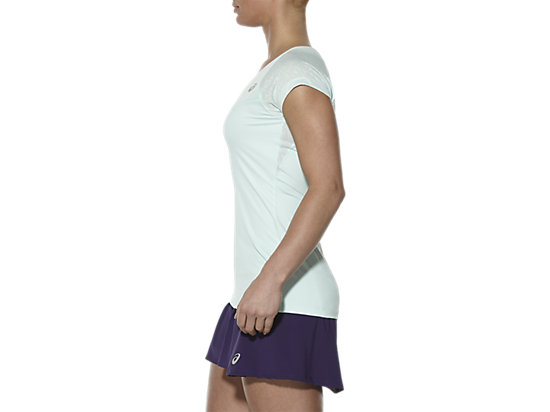 ATHLETE SHORT-SLEEVED TOP SOOTHING SEA 7