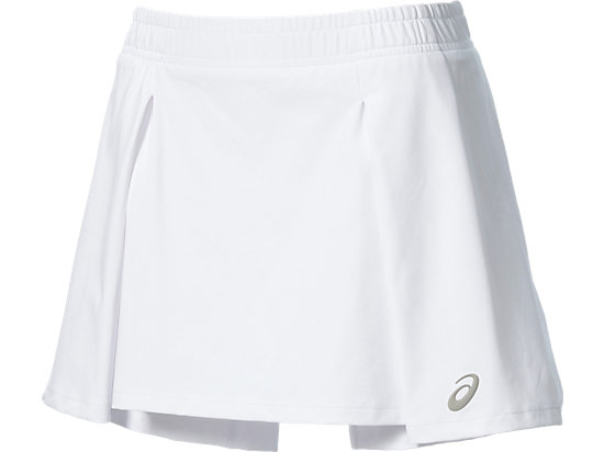 ATHLETE SKORT, Real White