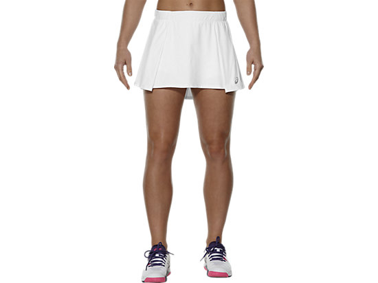 JUPE-SHORT ATHLÈTE REAL WHITE 3 FT