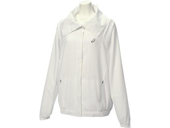 Athlete Jacket Real White 3