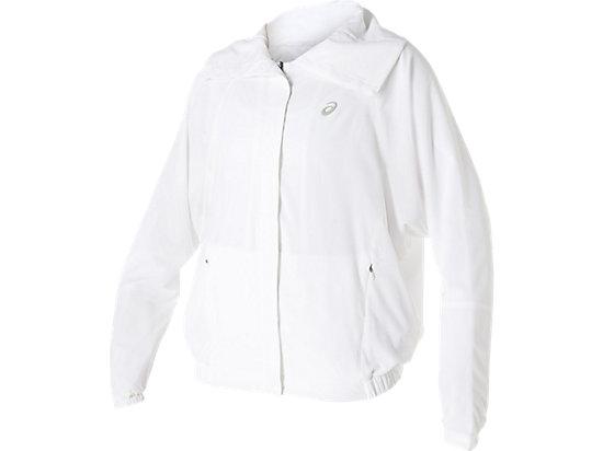 Athlete Jacket Real White 7