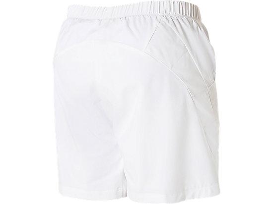 Athlete Short Real White 11