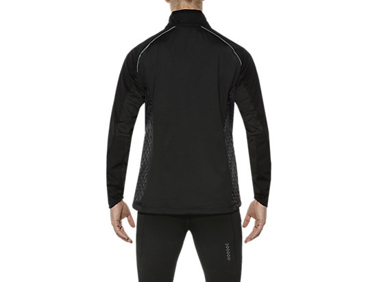 VESTE HYBRIDE PERFORMANCE BLACK 11